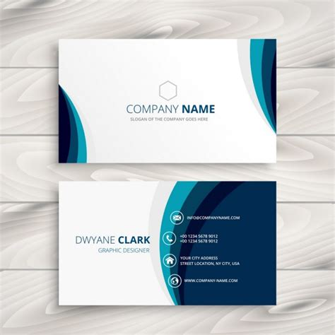 design vcard online business card vectors photos and psd files free download