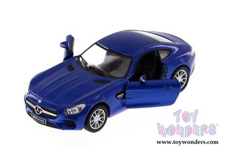 Kinsmart Mercedes Amg Gt Blue Diecast Miniatur Mobil Mobilan Sport M mercedes amg gt top 5388d 1 36 scale kinsmart wholesale diecast model car