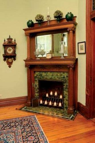 How To Decorate A Victorian Fireplace Mantel: 5 Ways To