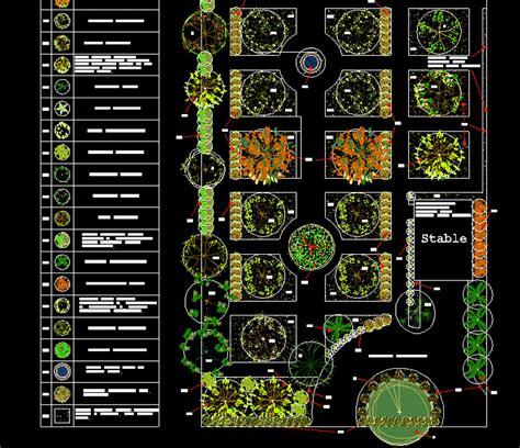 Landscape Design Cad Blocks Free PDF