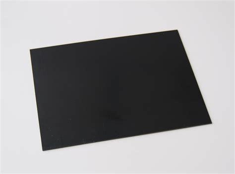 tafel schwarz polystyrol tafel schwarz 2000 x 1000 mm