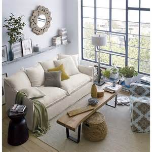 Crate And Barrel Living Room Ideas Oasis Sofa In Sofas Crate And Barrel Sublime Decorsublime Decor