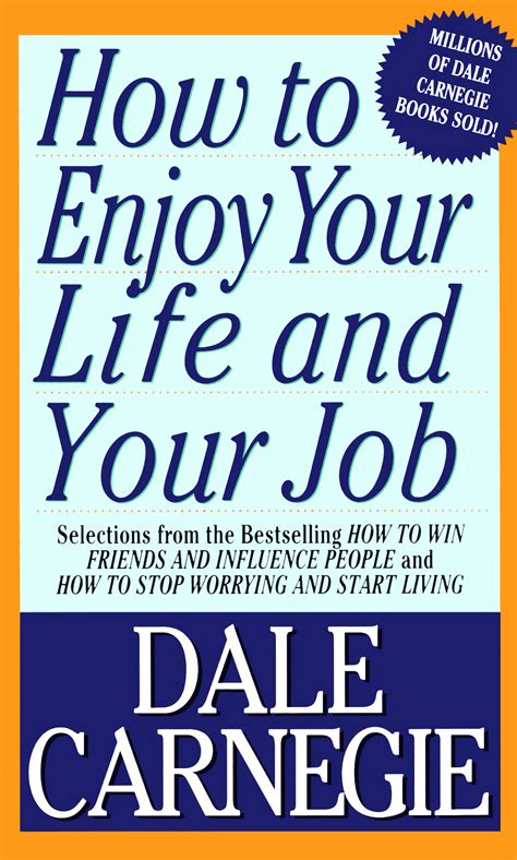how to enjoy your and your book by dale