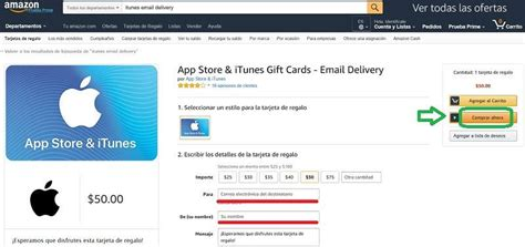 Comprar Gift Card Amazon - c 243 mo comprar itunes gift card en amazon scheda up