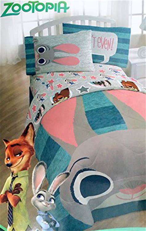 Zootopia Bedding by Disney Zootopia Toys Plush Books Bedding More