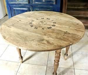 table basse ronde foirfouille ezooq