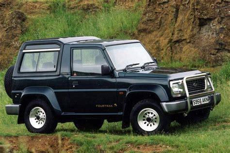 daihatsu feroza review daihatsu sportrak 1989 1998 used car review review