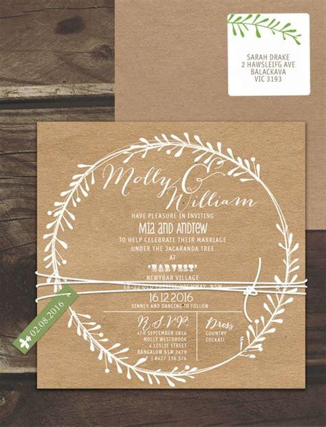 wedding invitations south australia 25 best ideas about wedding invitations australia on