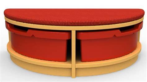 half moon chair cushions curve half moon with cushion 3 trays high reality