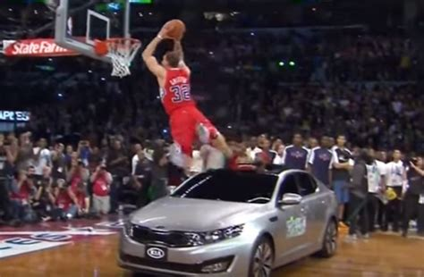 Griffin Dunk Kia by Griffin Originally Planned To Jump Convertible