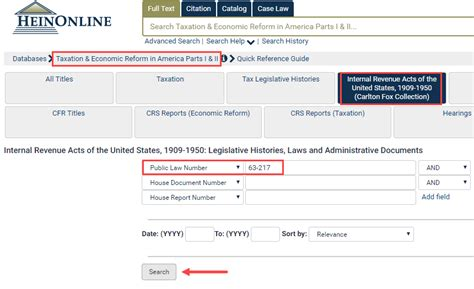 Lookup Number United States Search For A Number In The Revenue Acts Of The United States