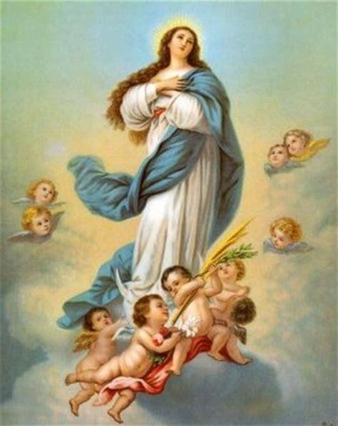 imagenes de la virgen maria asuncion imagenes religiosas asunci 243 n de mar 237 a