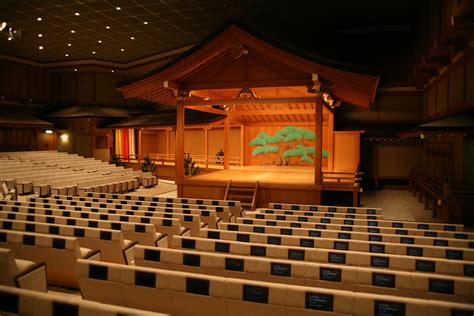 japanese heater national noh theatre the japan times