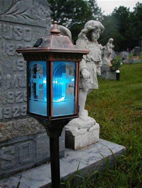 Holmes Memorials Solar Vigil Lights For Gravesite Lighting Grave Solar Lights