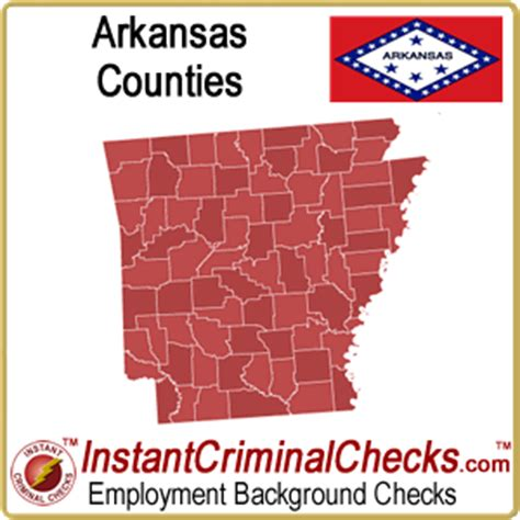 Arkansas State Criminal Record Check Arkansas County Criminal Background Checks Ar Court