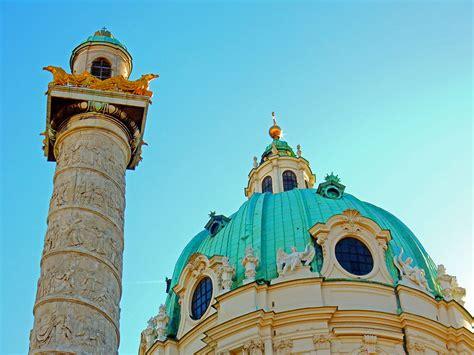 Vennia Waka Blouse By Enter stairway to heaven karlskirche church