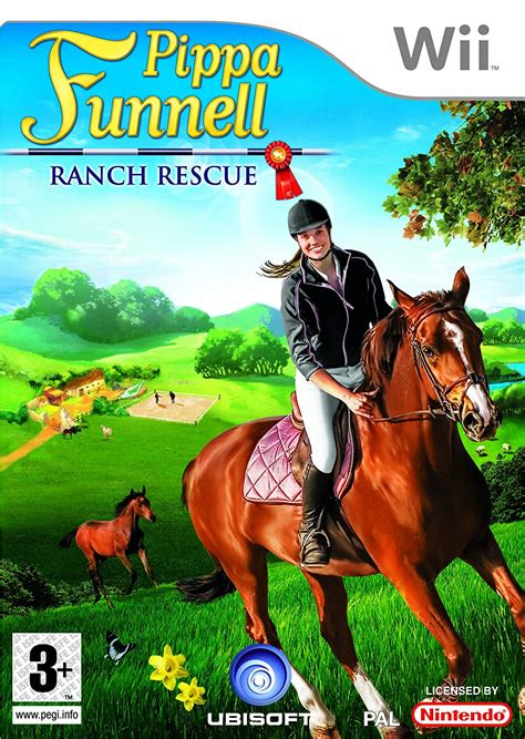 ranch rescue pippa funnell ranch rescue wii shop prudhoe