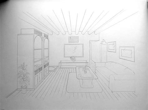1 Point Perspective Room Ideas by Best 25 One Point Perspective Room Ideas On 1