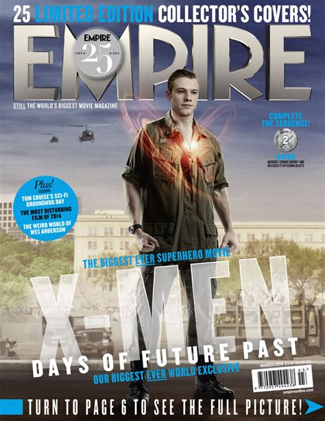days of future past lucas till empire mag days of future past cover lucas till as havok