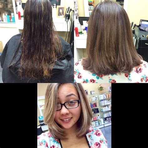 cut and inch off hair cut off 9 inches off my hair then sweetpea added some