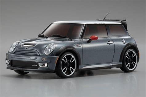 Mini Z Auto by Kyosho Mzp127gr Mini Z Auto Scale Collection Mini Cooper