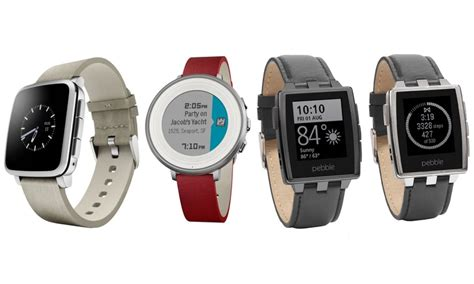 Smartwatch Pebble pebble smartwatch groupon