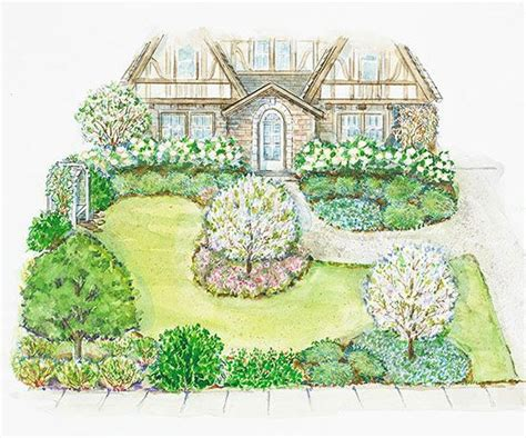 how to plan backyard landscaping 25 best ideas about small front yards on