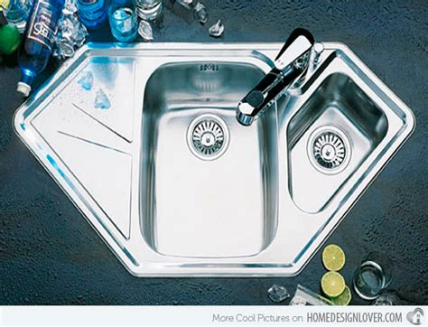 15 cool corner kitchen sink designs home design lover with sinks 15 cool corner kitchen sink designs home design lover
