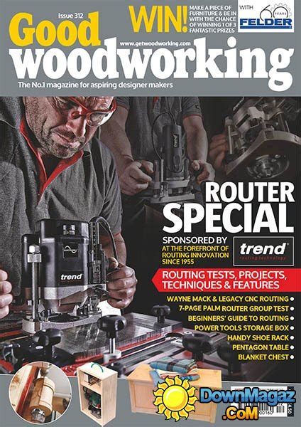 good woodworking special    magazines