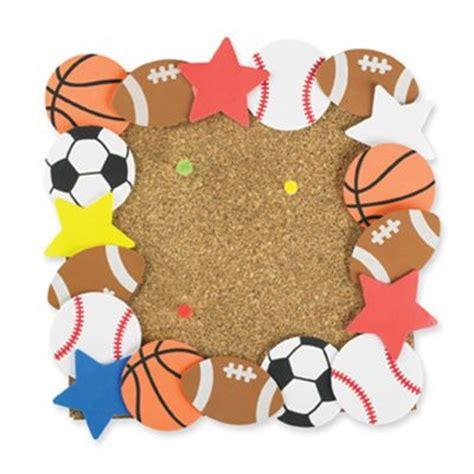 Sports Day Decorations by Sport Foam Shape Border Bulletin Board Classroom Ideas