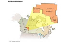 canada tar sands map sands sand production and exploration news