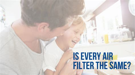 northern comfort heating and cooling are all air filters the same