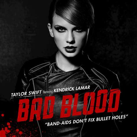taylor swift ft lamar bad blood lyrics marlisadarwi lyric bad blood taylor swift feat