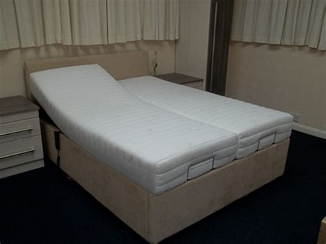 dual adjustable beds adjustable twin bed dual adjustable bed