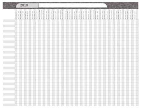 52 week calendar template best photos of 6 week schedule template weekly schedule