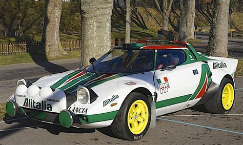 Lancia Stratos Iv Archives Classiccarweekly Net