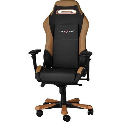 dxracer iron series gaming chair brown oh if11 nc ocuk