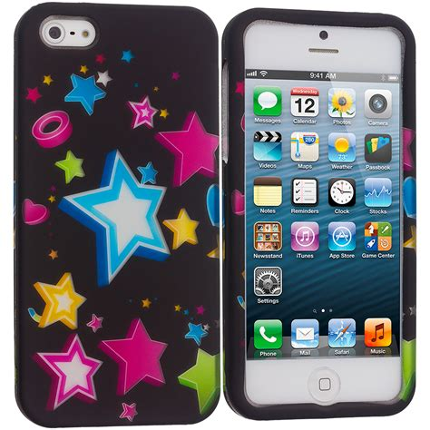 Casing Cover Iphone 5 5g 5s Ipaky Delkin Back for iphone 5s 5 5g snap on design rubberized cover skin accessory ebay