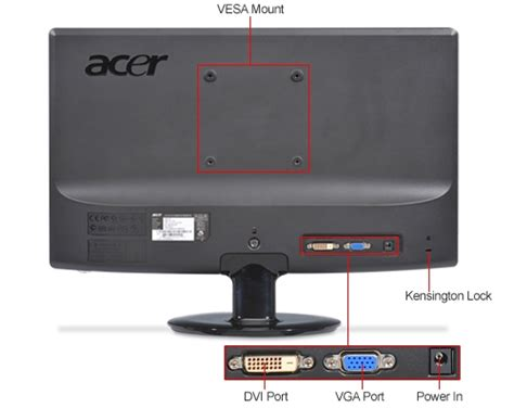 two acer s201hl bd 20 widescreen led backlit monitors and planar as2 997 5253 00 dual monitor