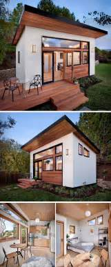 building a guest house in your backyard best 25 small guest houses ideas on pinterest