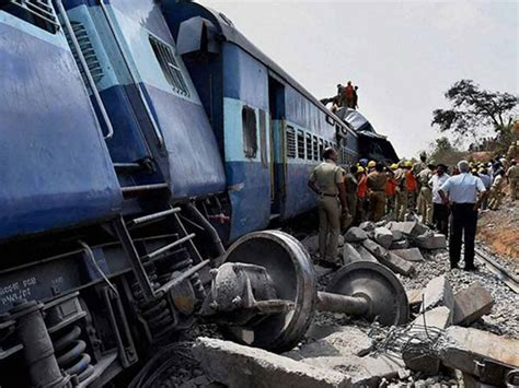 bookmyshow nanded nanded tirupati special train engine derails oneindia news