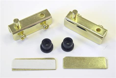 Inset 4 5mm Glass Door Hinge Brass Ft2168000001 Us Futaba Inset Glass Door Hinge