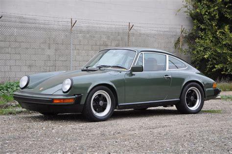 1977 porsche 911 s 1977 porsche 911s european collectibles