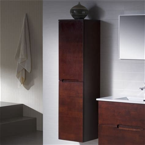 Modern Bathroom Linen Cabinets by Contemporary Linen Cabinet Elton 14 Modern Bathroom