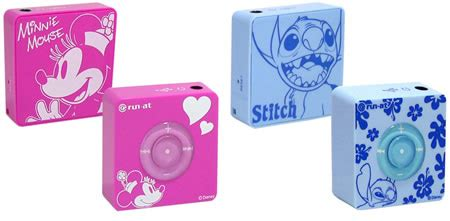 Mobiblus New Cube Shaped Media Player by Oto Mickey Mouse Cube Shaped Mp3 Player