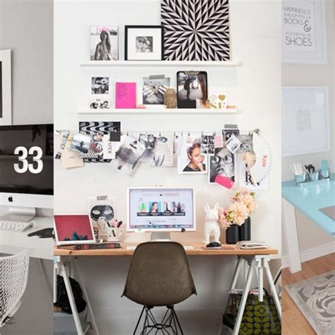 how to decorate your desk at home