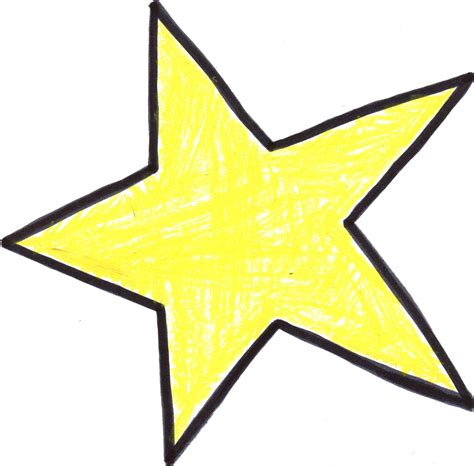 the art of star hand drawn star clipart cliparting com