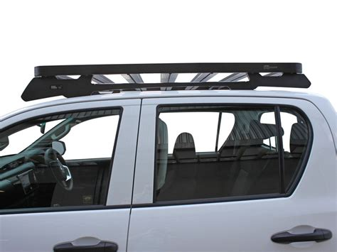 Roof Rack Kit by Toyota Hilux Revo Dc 2016 Current Slimline Ii Roof Rack
