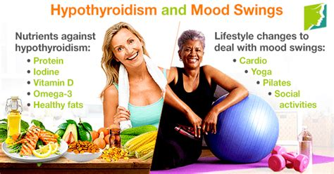 does menopause cause mood swings hypothyroidism and mood swings