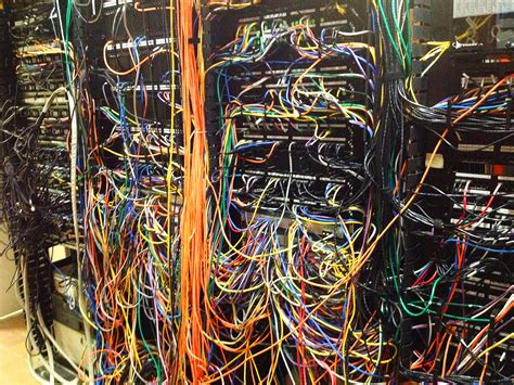 messy wires brace for the bgpocalypse big disruptions loom as internet overgrowth continues extremetech